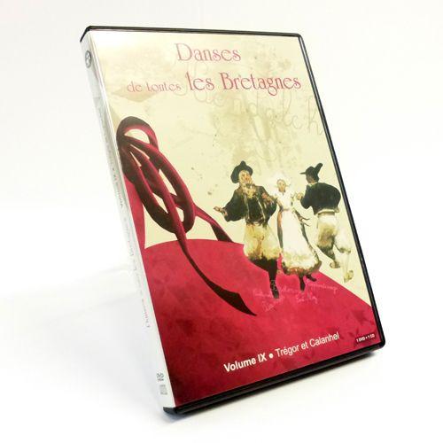 Danses de toutes les Bretagnes - Vol. IX - Trégor et Calanhel